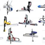 Plastik Enjeksiyon Robotları için Yedek Parçaları