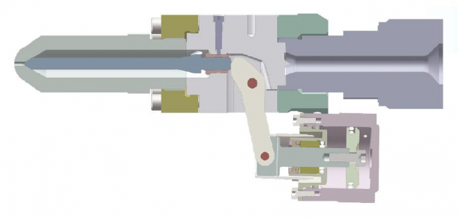 penumatic nozzle