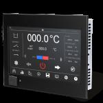 Akış ve Isı Dağıtım Sistemleri Kontrol Paneli
